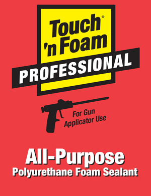 All Purpose Gun Foam