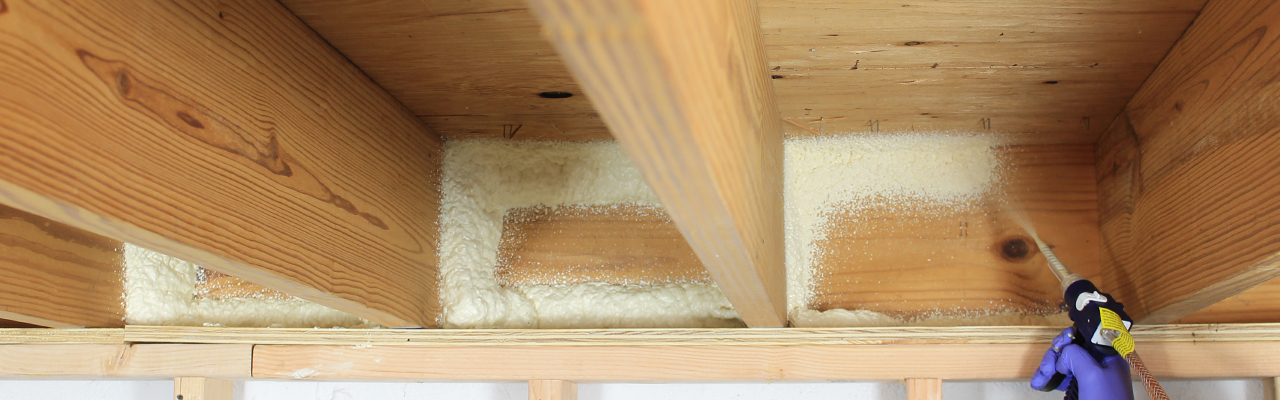 Spray Foam Insulation Kits Video Tutorials Touch N Foam
