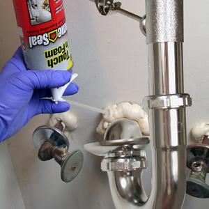 Touch N Foam Foam Sealants For Electrical Amp Plumbing