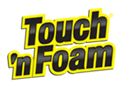 Touch 'n Foam Logo